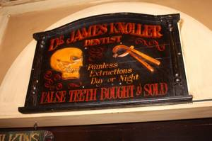 Dr James Knoller Sign