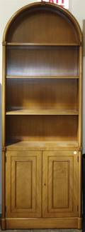 A Beacon Hill Bookcase Cabinet
