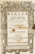 MIDDLE EAST ARABIC BIBLE