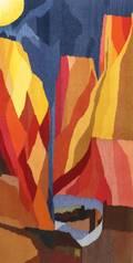 A Needlepoint Modern Tapestry Christina Bergh