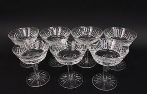 Set of 7 Waterford Templemore Footed Sherbets