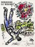 A Collection of Miro Calder and Chagall Prints