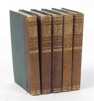 COLLECTED WORKS A group of 34 books