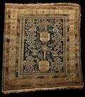 7 Antique Caucasian Shriven Rug