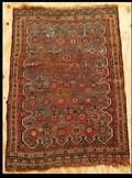 54 Antique South Caucasian Rug