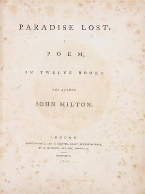 MILTON JOHN