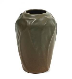 A Van Briggle Pottery Vase