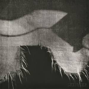Aaron Siskind American 19031991 Six Photogravures