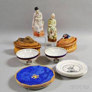 Fourteen Decorative Accessories