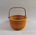 Deep Round Nantucket Basket