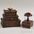 Two Sewing Boxes