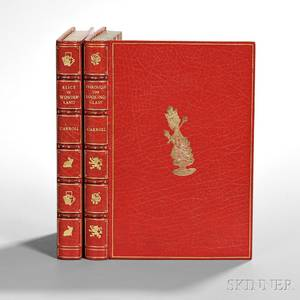 Dodgson Charles Lutwidge aka Lewis Carroll 18321898 Limited Editions Club Signed by Alice Hargreaves