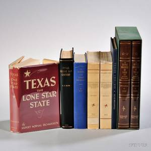 Texas Six Titles in Eight Volumes