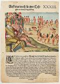 De Bry Theodor 15281598 Eight Handcolored Illustrations of Native American Indians