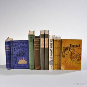 African American History Six Titles in Seven Volumes