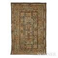Aubusson Flatweave Carpet