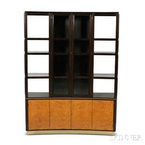 Edward Wormley for Dunbar Display Cabinet