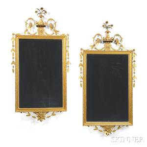 Pair of Neoclassicalstyle Mirrors