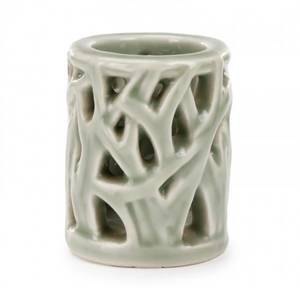 Axel Salto for Royal Copenhagen Openwork Vase