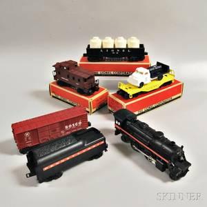 Lionel Train Set 1590