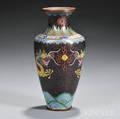 Four Cloisonne Vases