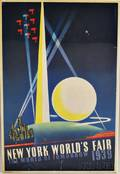 1939 New York Worlds Fair Poster