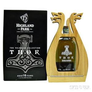 Highland Park Thor 16 Years Old 1 750ml bottle oc