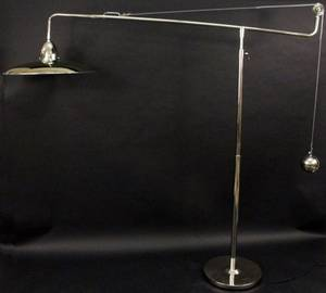 Restoration Hardware Counter Balance Lamp