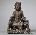 Bronze Figure of Guanyin