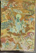 Buddhist Tapestry