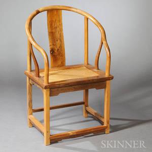 Horseshoeback Armchair