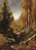 Ralph Albert Blakelock American 18471919 The Trout Stream