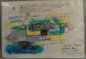 Michael Heizer American b 1944 Levitated Mass
