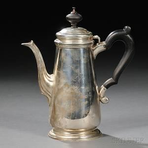 Tiffany amp Co Sterling Silver Coffeepot