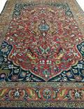 Tabriz Hunting Scene Carpet
