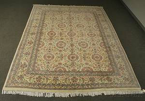 Contemporary Persianstyle Carpet