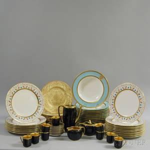 Collection of Porcelain Tableware