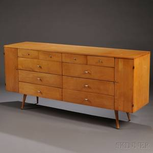 Paul McCobb 19171969 for Planner Group Tendrawer Chest