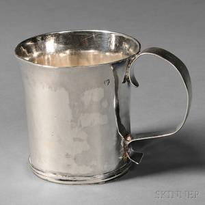 Silver Handled Cup
