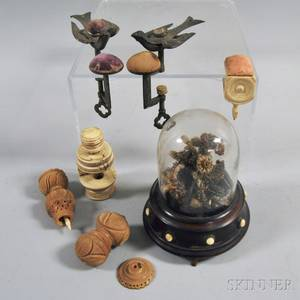 Small Group of Miscellaneous Decorative Items