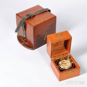 Zenith Eightday Chronometer