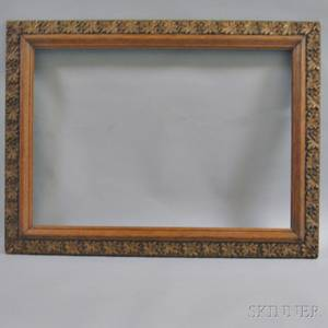 Aesthetic Acorncarved Frame