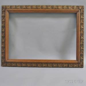 Aesthetic Acorncarved Frame