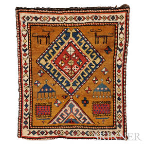 Northwest Persian Small Rug
