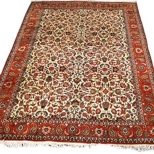Indian Orientalstyle Carpet