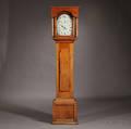 Pennsylvania Walnut Tall Clock