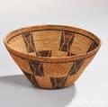 KernInyo Coiled Basketry Bowl