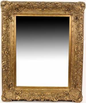 Contemporary Decorative Louis XVI Style Mirror