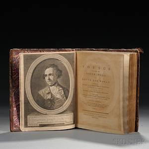 Cooks Second Voyage Captain James Cook 17281779 A Voyage Towards the South Pole and Round the World