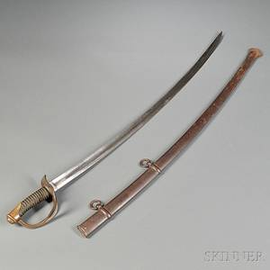 Model 1840 Cavalry Saber